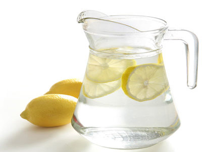 Potect your Health with Lemon and Water